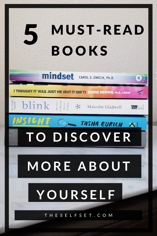 five must-read psychology books to help you discover more about yourself